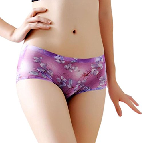 FAMILIZO Mujeres Briefs Panties Tangas G-string Lingerie Underwear Baja Cintura Braguitas C