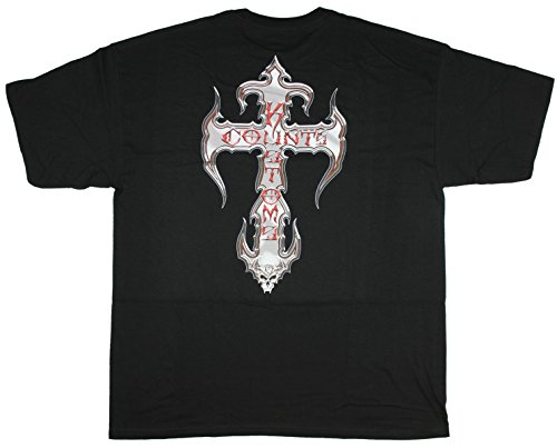 Buy Counts Kustoms Licensed Graphic T Shirt Small At Amazon In