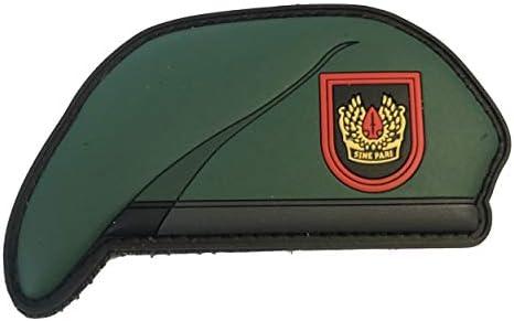 TACOPSGEAR Delta Force SINE PARI Beret Barett Patch