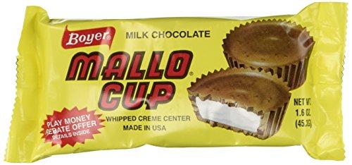 Boyer Candy Company Mallo Cups - 24 ()