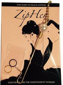 ZipHer The Best Dress Zipper Helper
