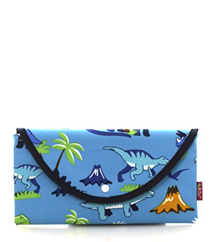 NGIL Dinosaur Print Insulated Baby Wipe Case