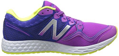 New Zante Balance Shoes Running Blue Women's Foam Purple Fresh 646PqArnw