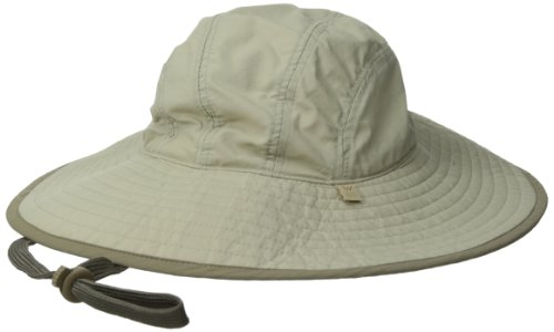 White Sierra Kool Sun Hat, Stone, Small/Medium