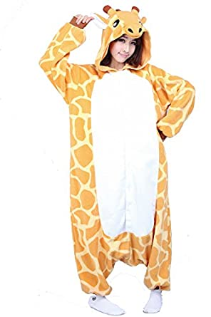 Just as shown in the picture, he is absolutely fit well in the giraffe and this will come as part of our families Halloween costume for sure. It is so adorable! My kids and I just can't stop laughing when he is /5(4).