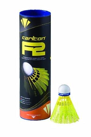 Carlton F2 Slow Speed Badminton Shuttle