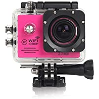 Reachs Sj7000 Wireless Wifi Action Sports Camera 1080p 2.0 Inch 170 Degree Wide Angle Lens 30m Waterproof Diving Hd Camcorder Car DVR Wearable Action Hd Digital Camera