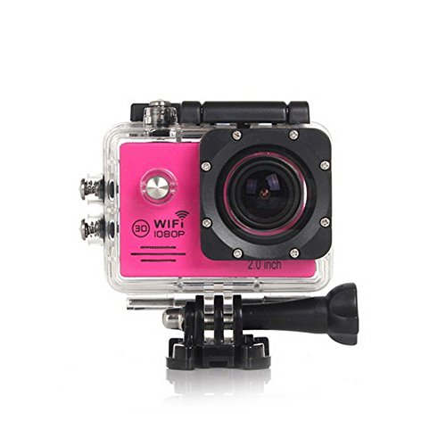 Wireless Waterproof Camcorder Wearable Digital product image