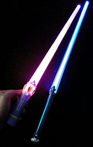 [LED! Dual Swords Light (Similar! Star Wars Sword) 22