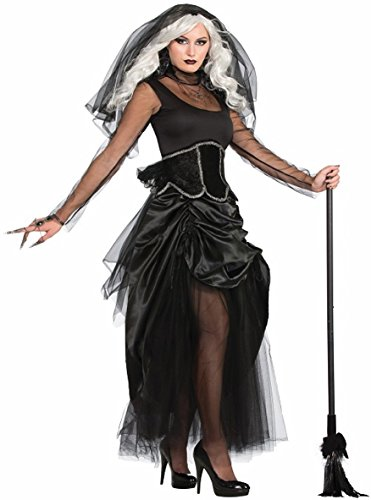 Forum Women's Shadow Ghost Costume, Multi, One Size