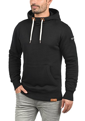 Hoodie Negro Triptall 9000 Solid Hombre SwAq7