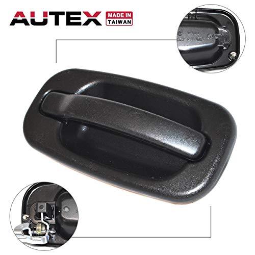 03 silverado exterior door handle - 9