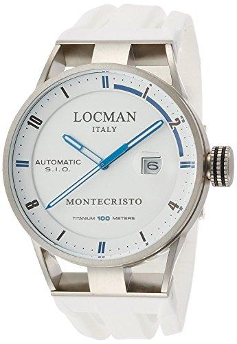 LOCMAN watch MONTECRISTO 051100WHFBL0GOW Men's