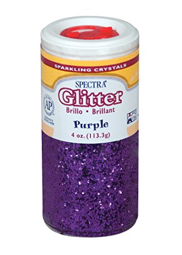 pacon-spectra-glitter-sparkling-crystals-purple-4-ounce-jar-91630