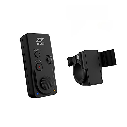Zhiyun ZW-B02 Wireless Thumb Remote Control for Zhiyun Crane 2, Zhiyun Crane, Crane-M,Rider-M,Smooth Q,Smooth 2,Smooth 3 Gimbal Stabilizer by zhi yun