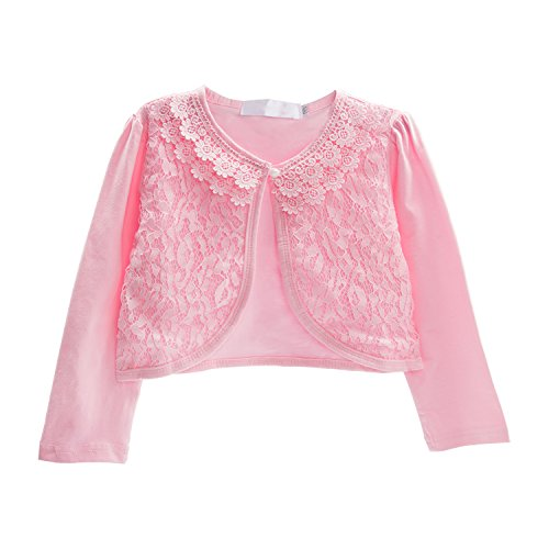 Lace And Beaded Jacket - 6
