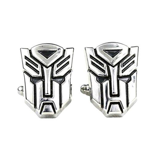 Junior Transformers Cufflinks