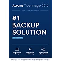 Acronis True Image 2016 Backup Software Acronis True Image 2016