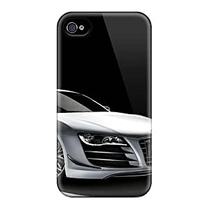 High Impact Dirt/shock Proof For Case Samsung Galaxy S5 Cover (audi R8 Gt2)