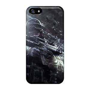 Cute High Quality Iphone 5/5s Counter Strike Case