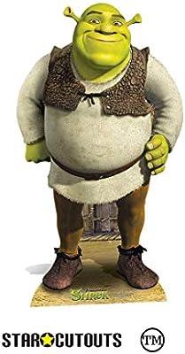 Star Cutouts Ltd SC917 Shrek - Recorte de cartón para Ventiladores ...