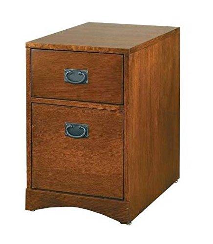 Martin Furniture Mission Pasadena Mobile File (Mission File Cabinet)