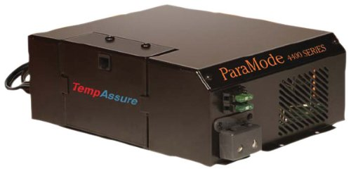 Parallax Power Supply 4455 ParaMode 4400 Electronic Deck Mount Converter Charger