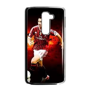 LG G2 Cell Phone Case Black Zlatan D5791407