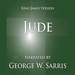 The Holy Bible - KJV: Jude Audiobook
