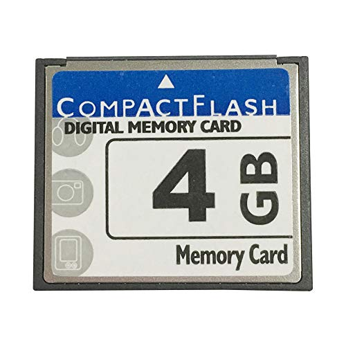 Bodawei Extreme CompactFlash 4G Memory Card Digital Camera Memory Card 4GB CompactFlash Memory Cards