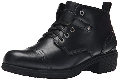 (Eastland Women's Overdrive Boot,Black,9 M)