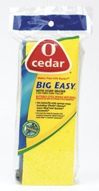 (O'Cedar Big Easy Mop Refill 9
