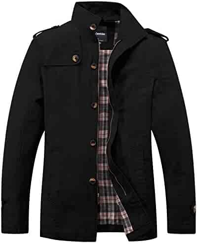 81890f3b7 Shopping Wantdo - Lightweight Jackets - Jackets & Coats - Clothing ...