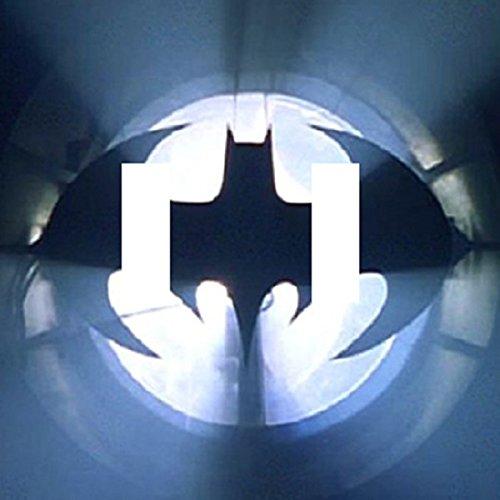 Amazon Batman Bat Symbol Dc Comics Double Light Switch Plate