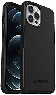 OtterBox Symmetry Series Case for iPhone 12 Pro Max - Black (77-65935)