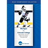 1996 NCAA(r) Division I Men's Ice Hockey Championship - Michigan vs. Colorado College