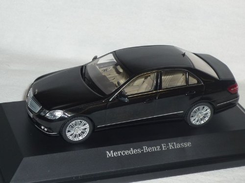 Mercedes-Benz E-klasse Limousine Schwarz W212 Ab 2010 1/43 Schuco Modell Auto Modellauto