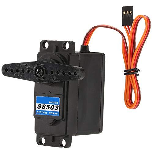 CUHAWUDBA S8503 30Kg Digital Metall Getriebe Servo f/ür 1//5 Redcat Hpi Baja 5B Ss Rc Auto Teil
