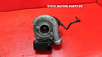 Mercedes S211 W211 W220 S S 280 320 CDI Turbocompresor Turbo 6480960299 6480960099
