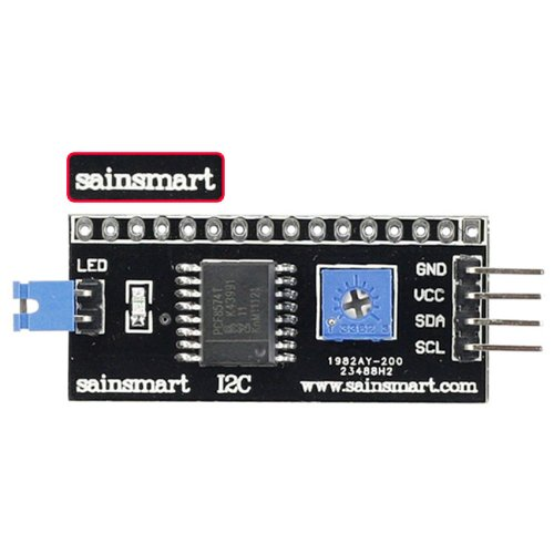 SainSmart Adapter Arduino 1602 1604