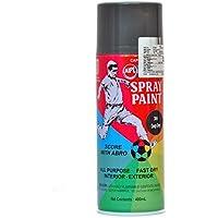 Abro Colour Spray Paint ( 400ml, Deep Gray )