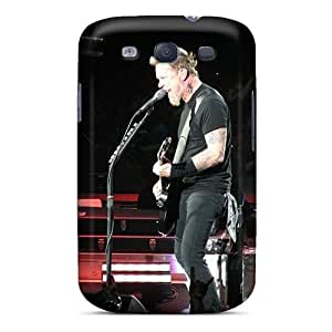 Fashionable Style Case Cover Skin For Galaxy S3- Metallica Band