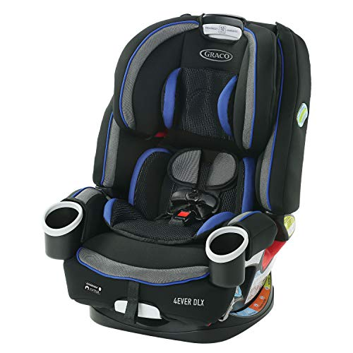 (Graco 4Ever DLX 4-in-1 Car Seat, Kendrick)