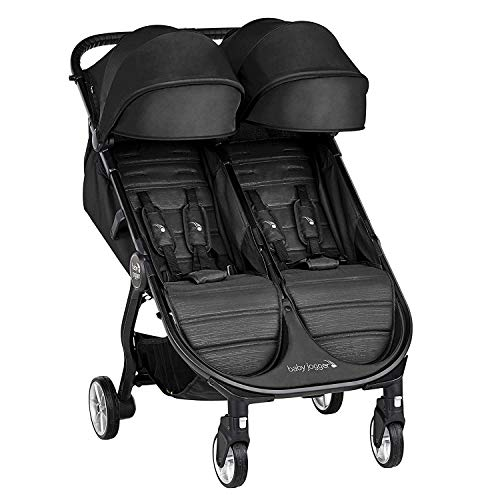Baby Jogger City Tour 2 Double Stroller, Jet