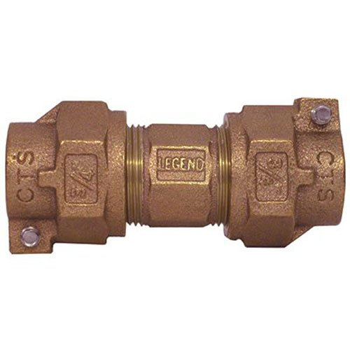 Legend VALVE AND FITTING 313-214NL T-4301 Water Service U...