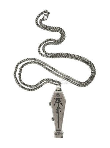 Nightmare Christmas Opening Anniversary Necklace product image