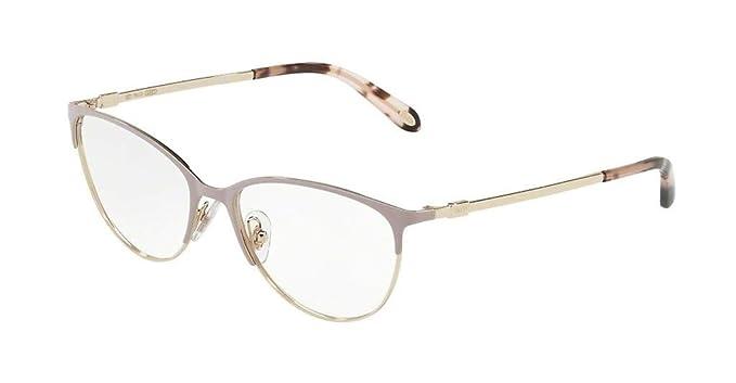 Tiffany & Co. 0TY1127 6125 54 Gafas de sol, Dorado (Antique ...