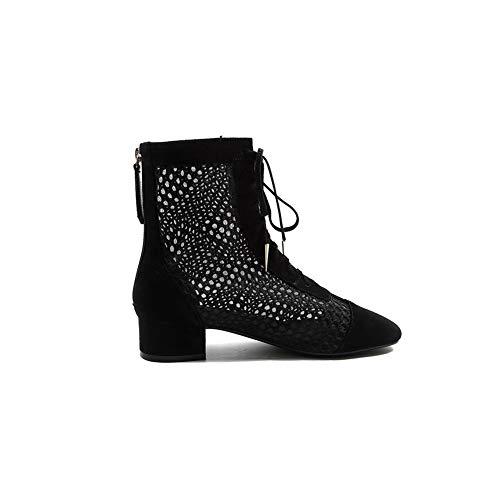 Noir 36 Femme Sandales Noir Balamasa 5 Compensées Eu Abm12936 YqzxwHI