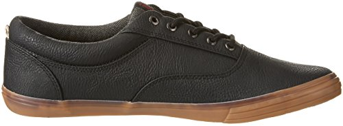 Jones Anthracite Jfwvision amp; Noir Basses Jack Homme Sneakers PU Anthracite vU6Awnx