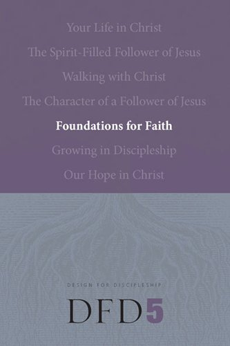 Foundations for Faith (Design for Discipleship Book (Faith Design)